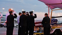 Video: Colo. paramedic who died in NYC returns home