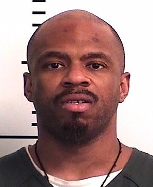 This booking photo provided by the Colorado Department of Corrections shows 40-year-old Cornelius Haney. (Colorado Department of Corrections via The Denver Post via AP)