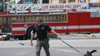 4 more LA FFs released from hospital; investigation looks at materials stored at site