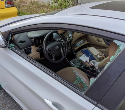 Vehicle theft spikes in COVID-19 pandemic