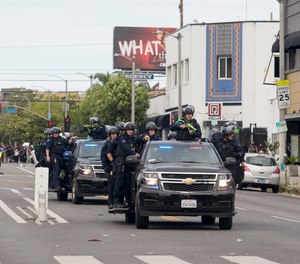 If the LAPD was caught unprepared for recent events, chances are many in law enforcement are unprepared for demonstrations and protests that turn violent.