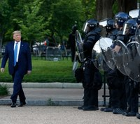 Officials deny LEOs cleared Lafayette Square protesters for Trump's photo