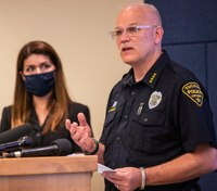 Tucson police chief offers resignation after man's death