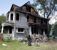 Police: Missing girls were never at Milwaukee home set afire