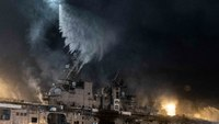 San Diego Navy warship fire extinguished after 4-day battle