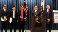 Police can't access LAPD gang database records after 3 officers charged in scandal