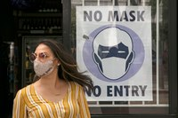 AP-NORC poll: 3 in 4 Americans back requiring wearing masks
