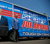 Joe Arpaio loses sheriff's race in 2nd failed comeback bid