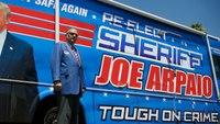 Joe Arpaio loses sheriff's race in 2nd failed comeback bid