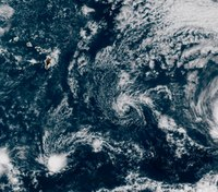Emergency management preps for 1st hurricane during pandemic