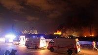 Lebanon marks 1-year anniversary of Beirut blast that killed 10 first responders