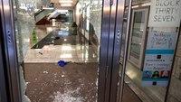 13 Chicago cops hurt amid looting, over 100 arrests