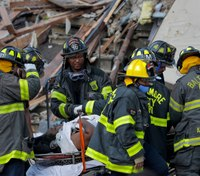 Death toll rises to 2 in Baltimore house explosion