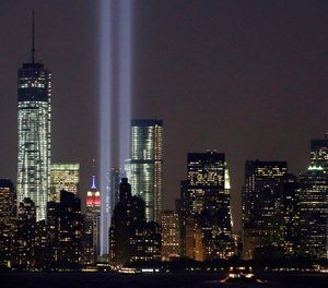 A letter from FDNY leadership to members strongly recommended not attending events marking the 19th anniversary of the 9/11 terrorist attacks due to the COVID-19 pandemic. (AP Photo/Kathy Willens, File)