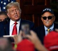NYC police union endorses Trump