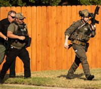 3 Texas officers shot after hostage situation, standoff