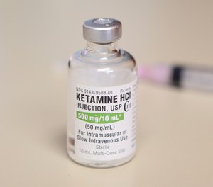 The state department grants waivers to first responders to use ketamine to treat extreme agitation in a non-hospital setting. (Photo/AP)