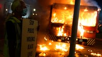 Wis. demonstrators, police clash again after Jacob Blake shooting