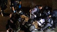 Street medics say they tried to save Portland shooting victim