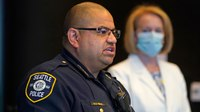 Seattle police chief urges vaccination before mandate deadline to avoid staffing disruption