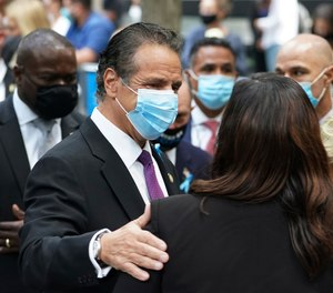 New York Gov. Andrew Cuomo signed legislation on Friday that will extend the 9/11 Worker Protection Task Force's work for another five years. The bill also expands the purview of the task force to include analysis of the disability claims process for 9/11 responders.
