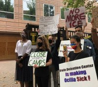 More women at Ga. immigration jail say they didn't OK surgery