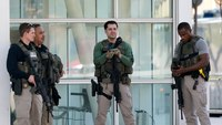 Suspect who shot federal officer at courthouse is mentally ill, family says