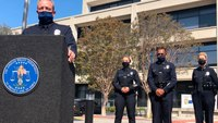 Attempted murder charges filed in police station attack on LAPD officer