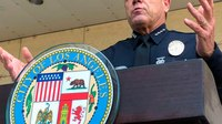 Los Angeles could see more than 300 homicides in 2020, police chief says