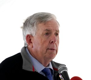 Missouri Gov. Mike Parson said the state's hazard pay program, funded through federal COVID-19 aid, has been beneficial in keeping healthcare systems running during the pandemic. Parson said the state will need to evaluate the program come December when the relief funds run out, if Congress does not pass another stimulus package.