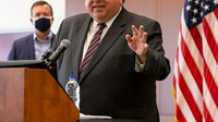 Illinois governor orders police patrols amid COVID spikes