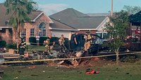 U.S. Navy training plane crashes in Alabama, killing 2