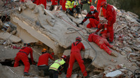 5K rescuers descend on Turkey earthquake site; 25 dead, 100 rescued