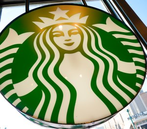 Starbucks is offering free coffee for frontline responders through the month of December, hoping to
