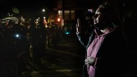 Election demonstrators arrested in Seattle and Portland