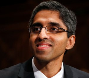 Former U.S. Surgeon General Dr. Vivek Murthy has been named as co-chair by President-elect Joe Biden to his COVID-19 advisory board.