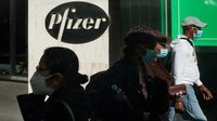 Pfizer says COVID-19 vaccine is 95% effective, could seek emergency approval within days