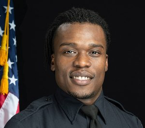 This undated photo shows Wauwatosa Police Officer Joseph Mensah.