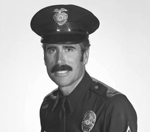 This undated file photo provided by the Los Angeles Police Department shows Officer Paul Verna.