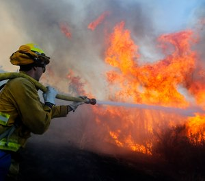 California will hire nearly 1,400 firefighters in preparation for fire season following record-breaking wildfires last year.