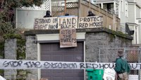 Portland eviction blockades come down after city, family strike deal