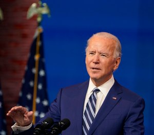 There are several measures Biden can take in his first 100 days as president to make life a bit easier for America's beleaguered police.