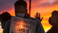 Data: 1 in 5 inmates in the U.S. has had COVID-19