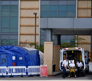 The American Paramedic Association is urging governors to give EMS providers the same priority in vaccine distribution as other high-risk healthcare providers.