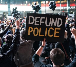 In several cities that defunded law enforcement agencies by millions of dollars, that strategy has been reversed, due to rising crime rates and complaints from communities most hard hit by crime.