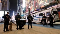 NYPD tasked with preventing Times Square New Year's Eve crowds