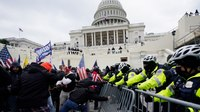 3 Capitol Police officers suspended, 17 under investigation after attack