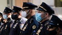NYC requiring vaccine for cops, firefighters, city workers