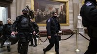 Law enforcement experts react to chaos at US Capitol