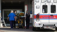 LA County EMT says he waited 17 hours in rig with patient outside hospital